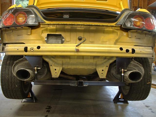 Chase Race Honda S2000 Trailer Hitches
